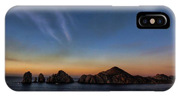 Cabo Lands End IPhone Case