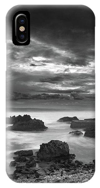 Portugal iPhone Case - Cabo Raso #20 by Nana Sousa Dias