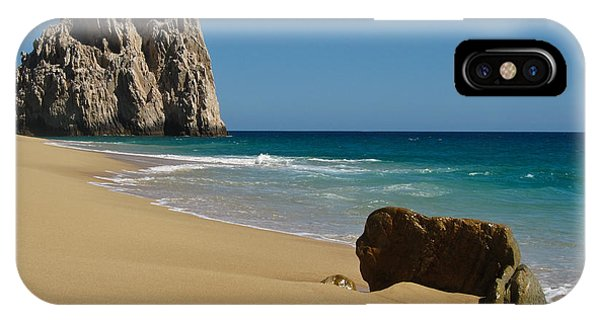 Cabo San Lucas Beach 1 IPhone Case