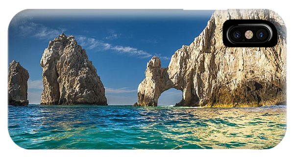 House iPhone Case - Cabo San Lucas by Sebastian Musial
