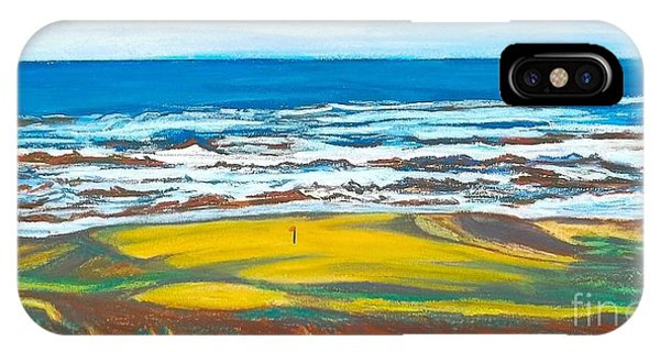 Cabot Links # 14 Phone Case by Frank Giordano