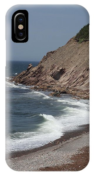 Cabot Trail Scenery IPhone Case