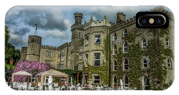 Cabra Castle - Ireland IPhone Case