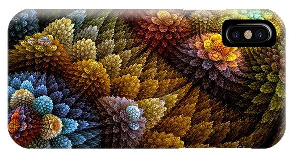 Cactus Garden Phone Case by Sandra Bauser Digital Art