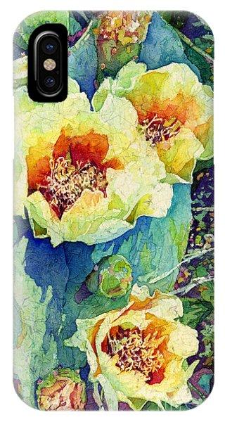 Cactus Splendor II IPhone Case
