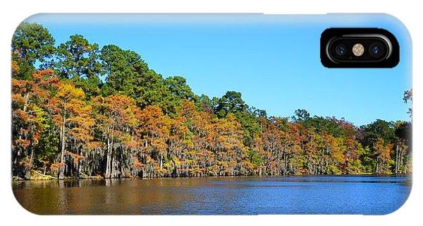 Caddo Lake 1 IPhone Case