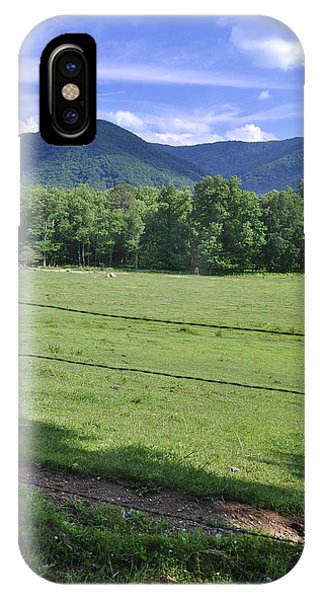 Cades Cove 1 IPhone Case