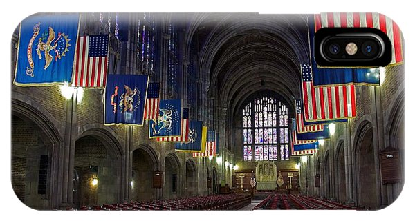 Cadet Chapel At West Point IPhone Case