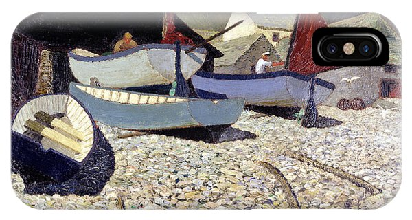 Neighborhood iPhone Case - Cadgwith The Lizard by Eric Hains