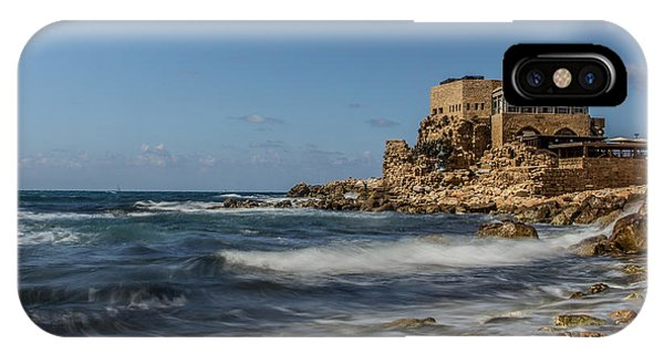 Caesarea Maritima IPhone Case
