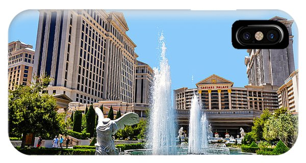 Caesars Palace IPhone Case