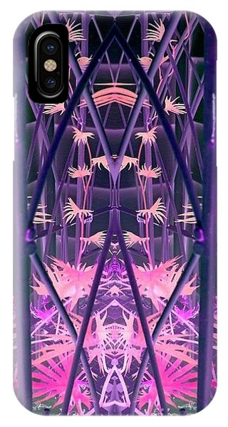 Caged 2 Phone Case by Karen Newell