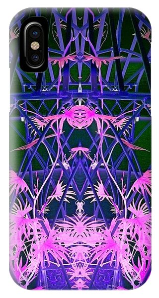 Caged Phone Case by Karen Newell