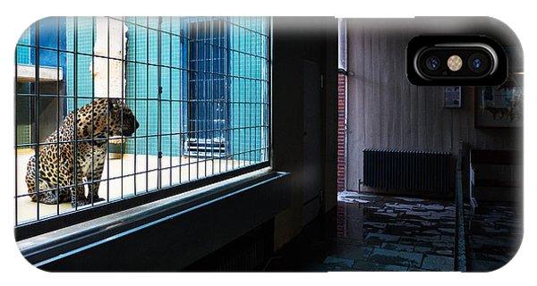 Caged Phone Case by Pedro Nunez