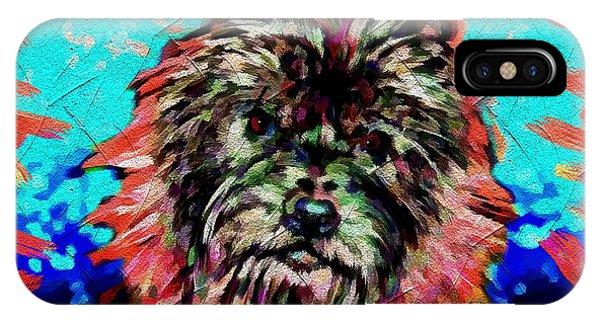 Cairn Terrier IPhone Case