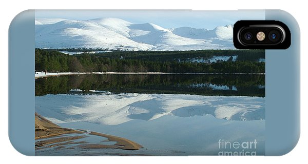 Cairngorm Winter IPhone Case
