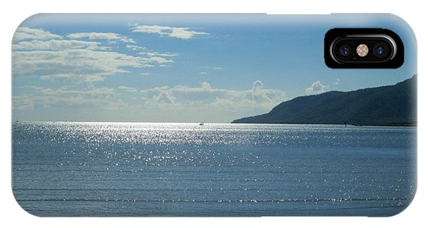Cairns Waterfront IPhone Case