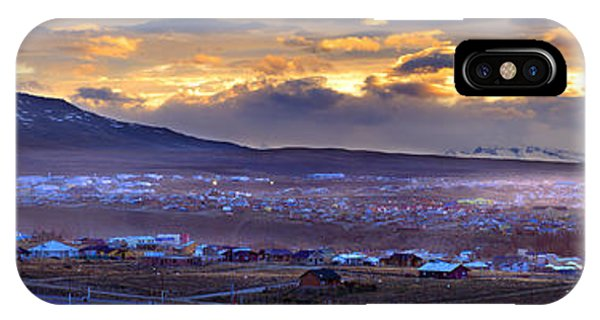 Calafate Panoramic IPhone Case