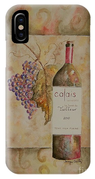 Calais Vineyard IPhone Case