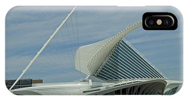 Calatrava Milwaukee Phone Case by Devinder Sangha
