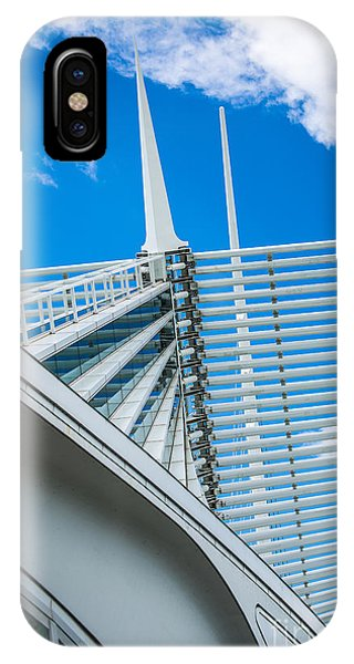 Calatrava Point IPhone Case