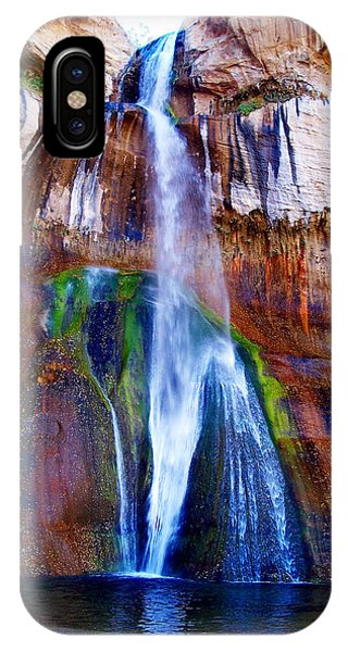 Calf Creek Falls IPhone Case