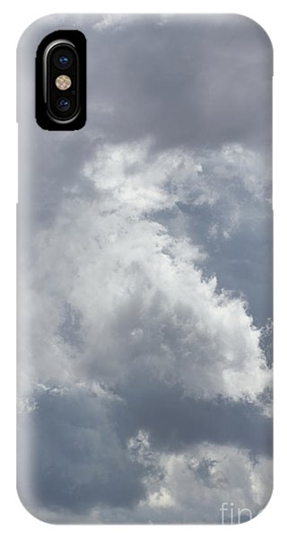 Calgary Clouds 1 IPhone Case