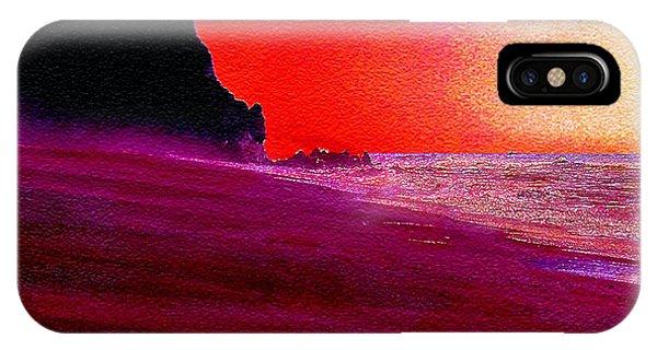 California Beaches IPhone Case