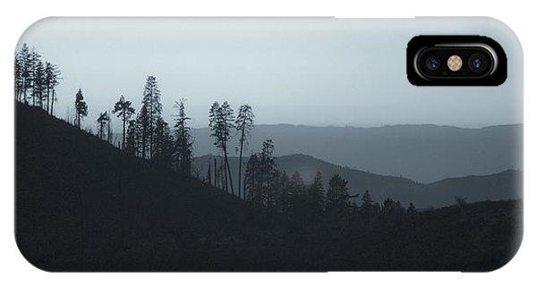 California Gray Skies IPhone Case