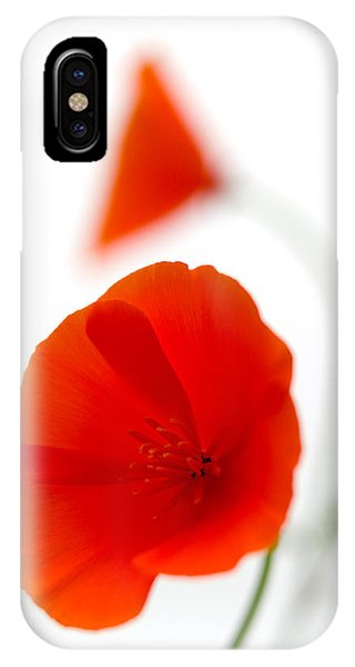 Californian Poppies 2 IPhone Case