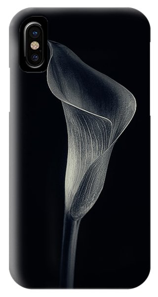 Lily iPhone Case - Calla Lily by Lotte Gr?nkj?r