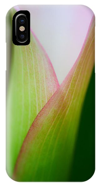 Calla Lily Phone Case by Zoe Ferrie
