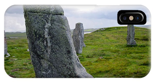 Callanish 3 IPhone Case