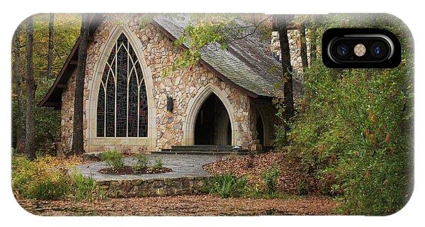 Callaway Chapel IPhone Case