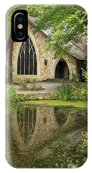 Callaway Gardens Chapel - Pine Mountain Georgia IPhone Case