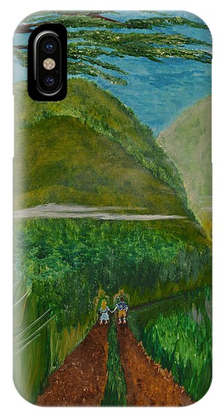 Called To The Mission Field IPhone Case