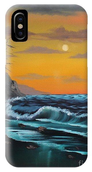 Calm Seas IPhone Case