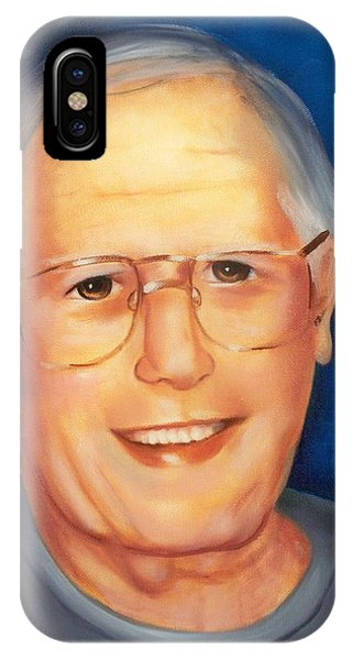 Calvin IPhone Case