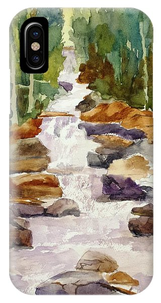 Calypso Cascade Falls IPhone Case
