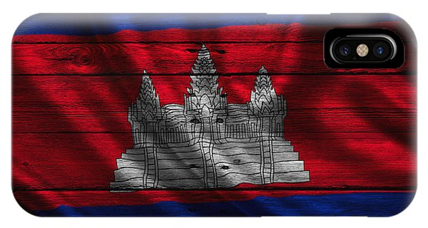 Cambodia iPhone Case - Cambodia by Joe Hamilton