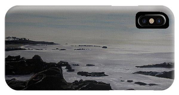 Cambria Tidal Pools IPhone Case