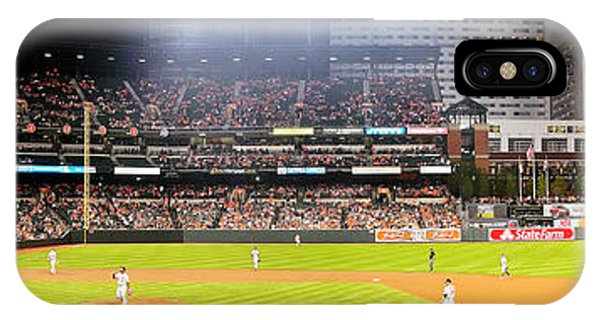 Camden Yards IPhone Case