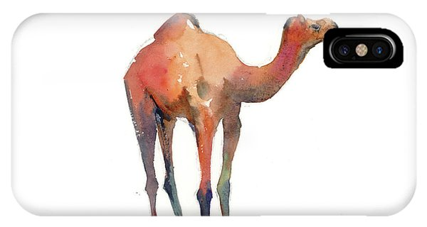 Camel I IPhone Case