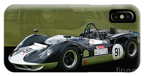 Can-am Mclaren M1b IPhone Case