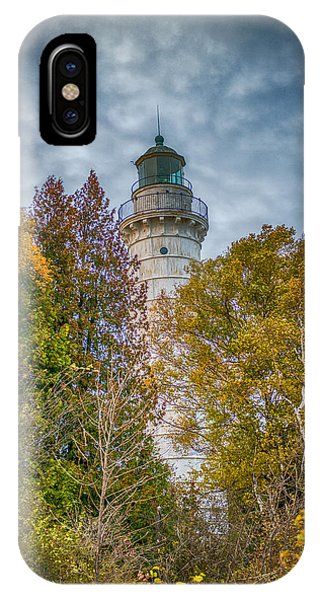 Cana Island Lighthouse II By Paul Freidlund IPhone Case