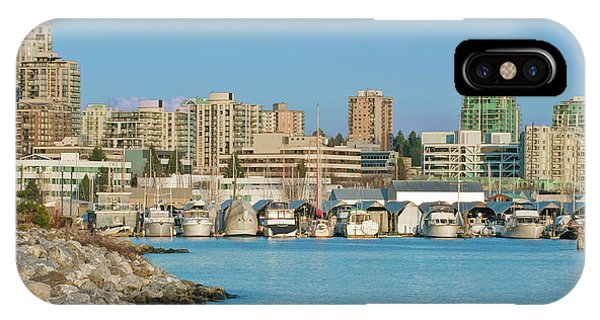 Canada, Bc, Vancouver, North Vancouver IPhone Case