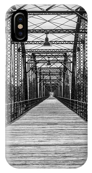 Canadian River Bridge IPhone Case