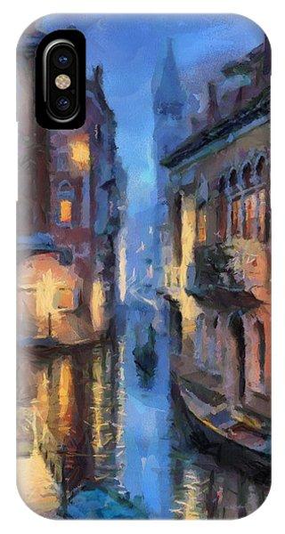 Canale Venice IPhone Case