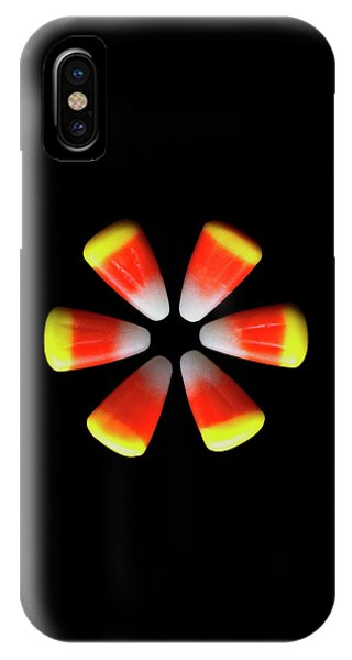 Candy Corn IPhone Case