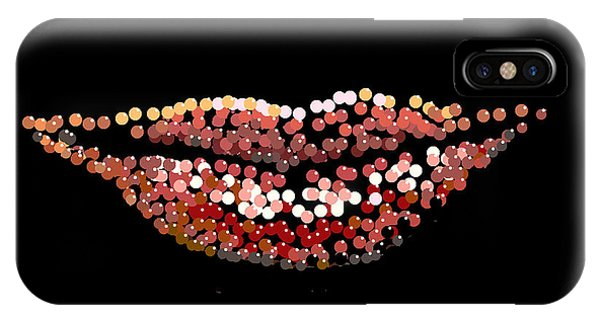Candy Lips IPhone Case